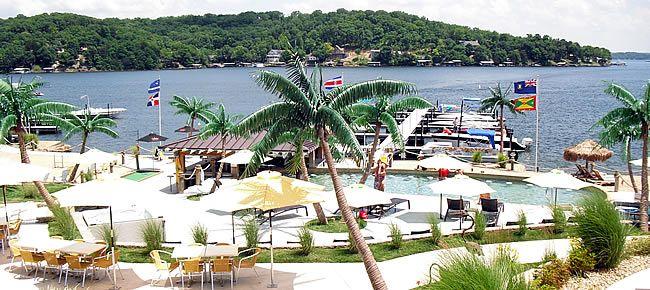 Coconuts Caribbean Beach Bar Grill Caribbean Beaches Beach Bars Lake Ozark