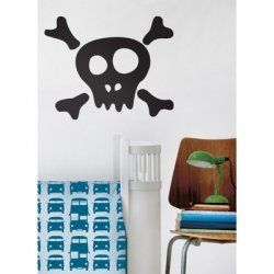 Skull Decor for Kids Bedrooms, I don't care if these are for kids, I love them and they will soooo be in my house, maybe my dorm. :)