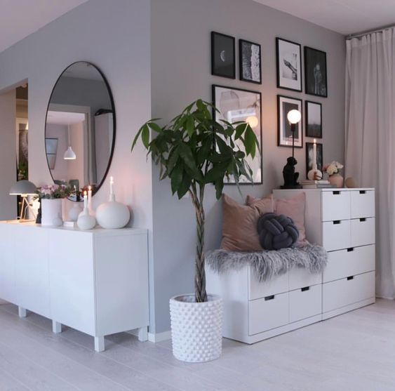 Deco – Carina Juarez #ikeaapartmentbedroom