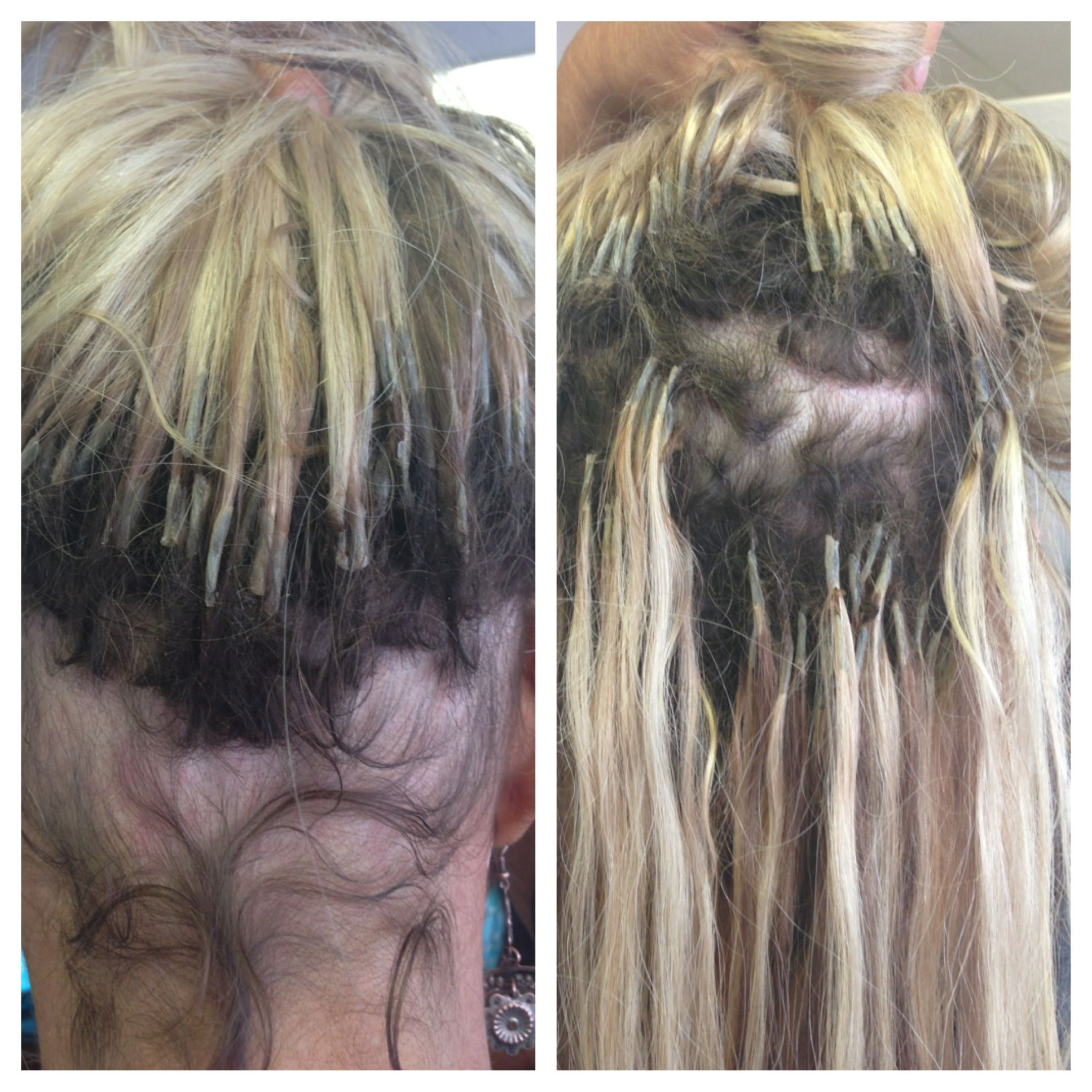 Ladies it is extremely important when getting extensions to make ladies it is extremely important when getting extensions to make sure they are done properly pmusecretfo Images