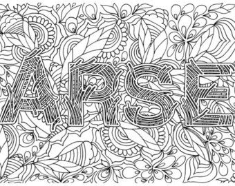 17+ Bloody alphabet coloring book pages inspirations