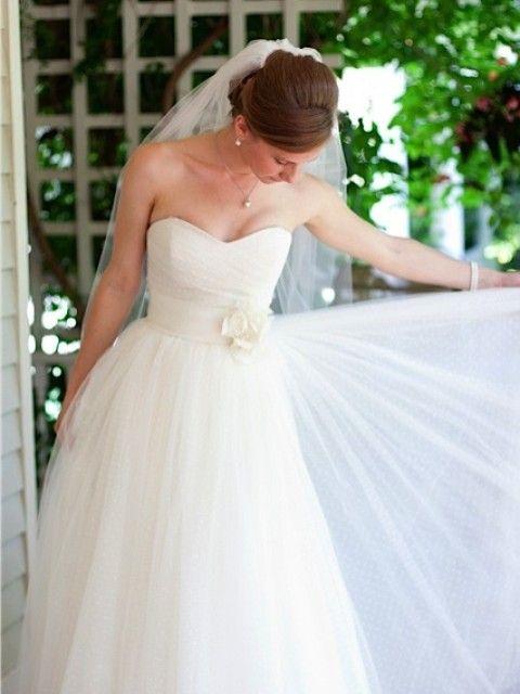 Christos Desiree Size 6 Wedding Dress – OnceWed.com