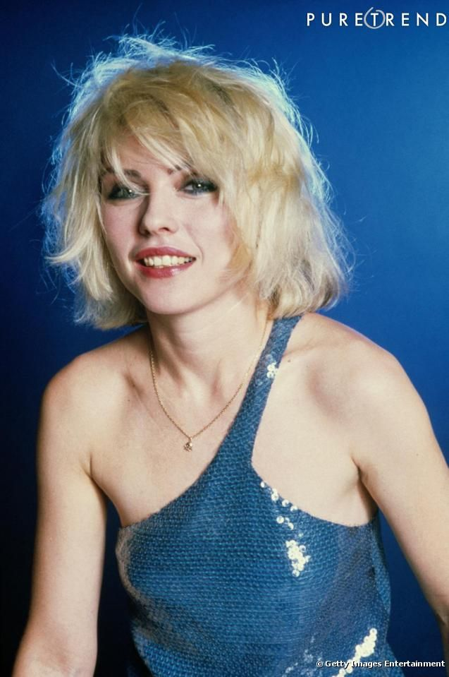 blondie one of the best times of my life when she was on the charts