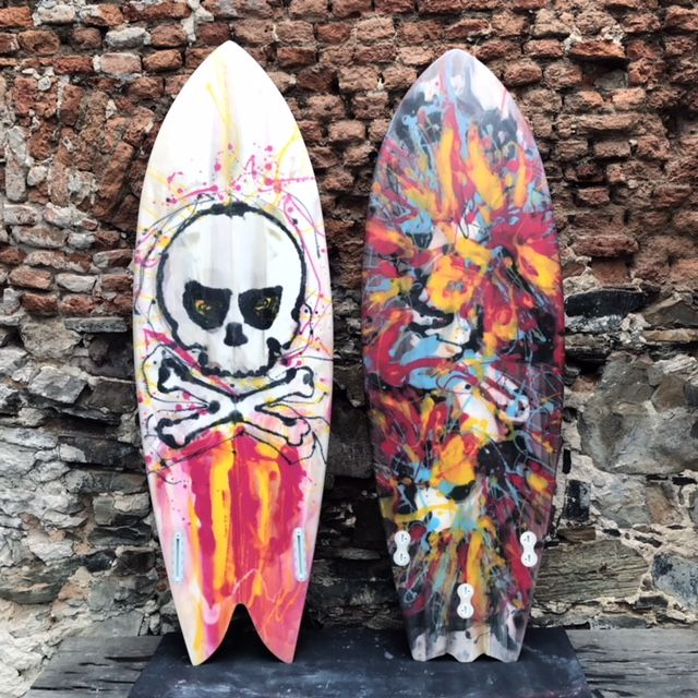 Surfboards Made In Cape Town In Store At Kiss Cape Town
