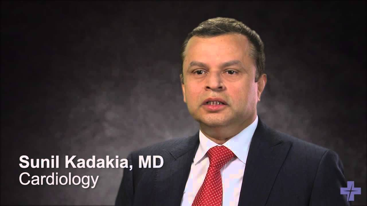 Meet Dr. Sunil Kadakia, Cardiologist – Advocate Health Care