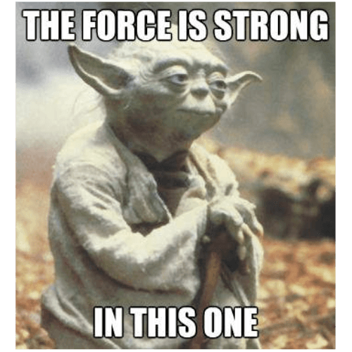 Play Quizizz Star Wars Humor The Force Is Strong Quizzes