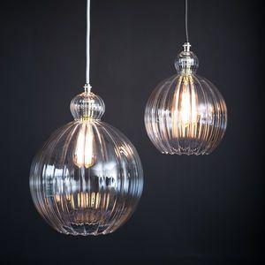 69ee69b004e Mabel Ribbed Globe Pendant Light - ceiling lights