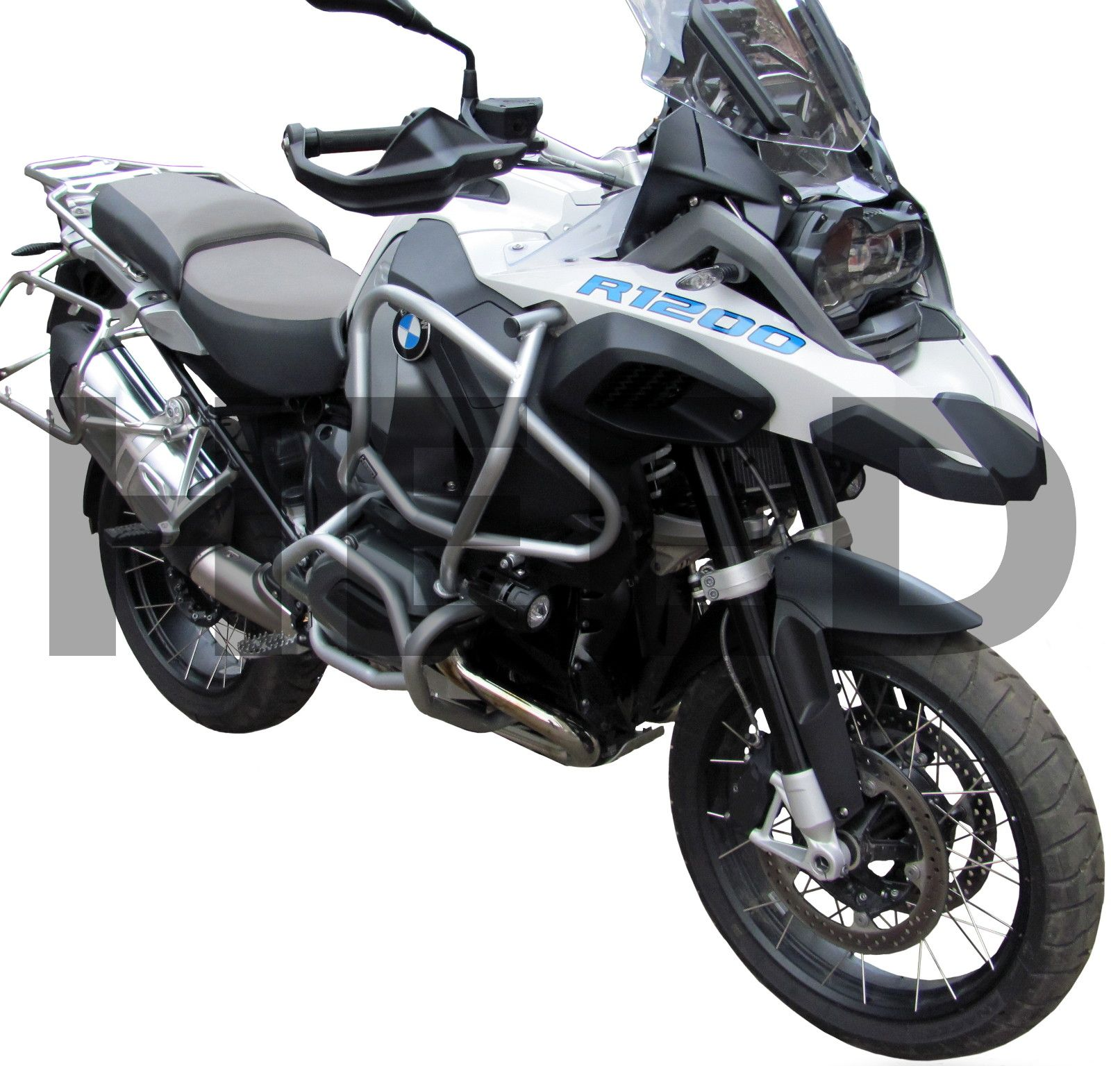 Heed Crash Bars Bmw R 1200 Gs Adventure 2017 2016 Extreme