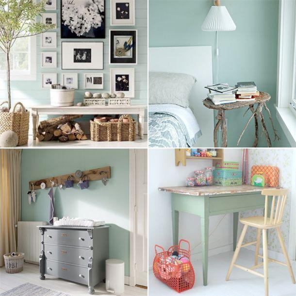 Kleur in mijn interieur: Celadon   interieurideeen   Pinterest ...