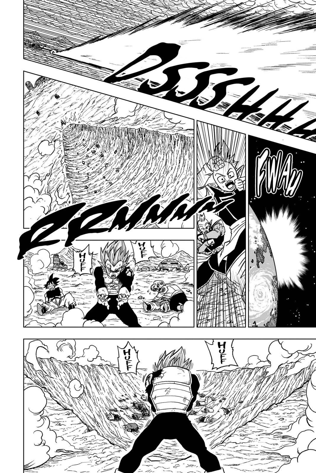 Dragon Ball Super Chapter 025 In 2020 Dragon Ball Super Dragon Ball Dragon Ball Super Manga