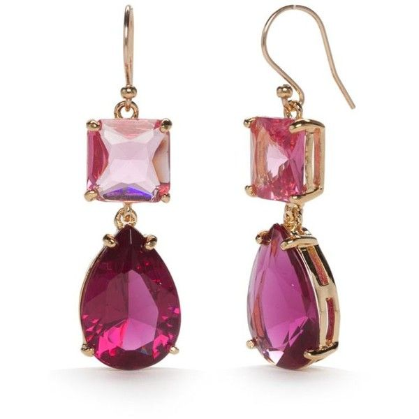 drop flower at jewelry fuschia xlarge oasis browse earrings shopstyle