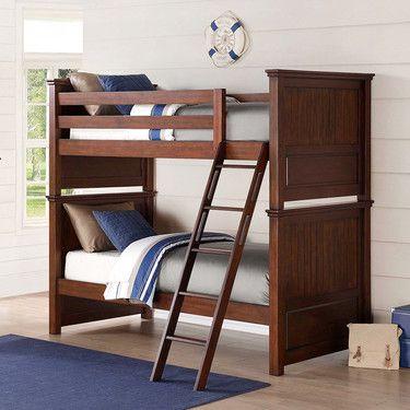 Best Bayside Furnishings Cole Bay Bedroom Collection Bayside Furnishings Twin Bunk Beds Bunk Beds 400 x 300