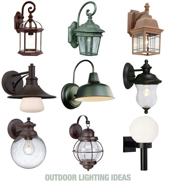 Outdoor Lighting Fixtures Home Depot: As You Can See, We're Full Of Bright Ideas For Outdoor