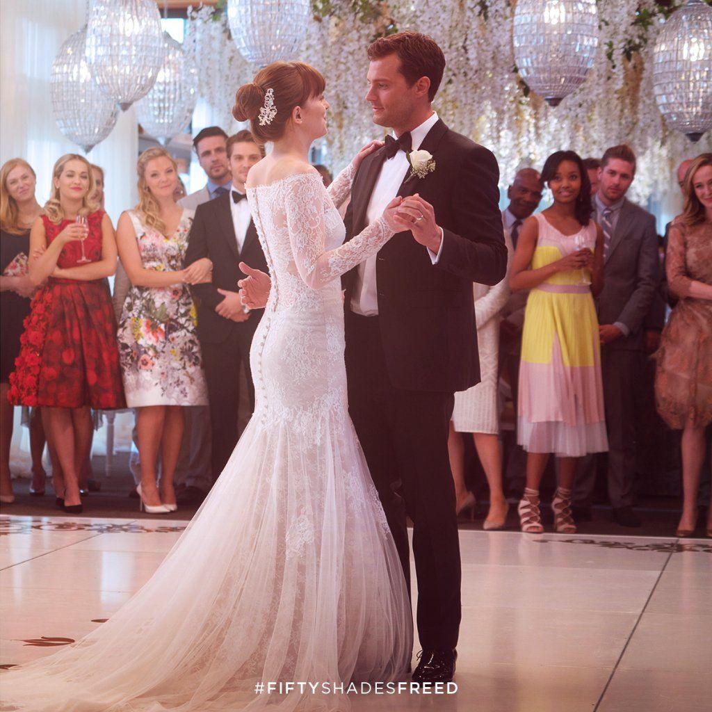 Twitter Grey Wedding Dress Wedding Dresses Fifty Shades [ 1024 x 1024 Pixel ]