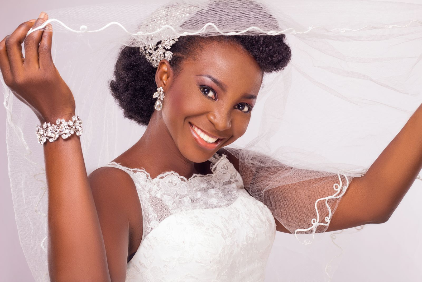natural hair bridal inspiration shoot by yes! i do bridal on