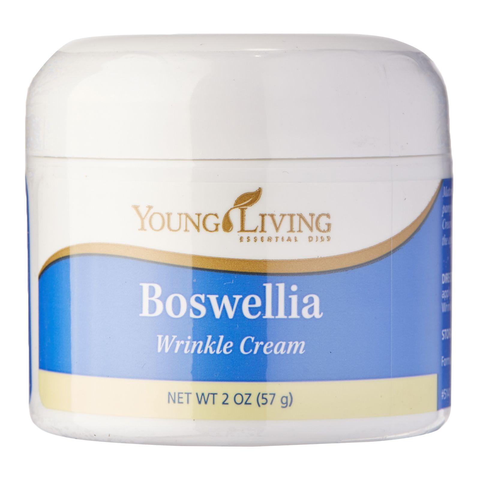 Young Living Boswellia Wrinkle Cream   RedMart