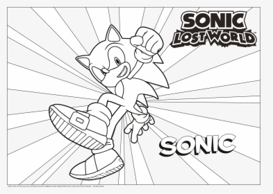 Sonic Adventure 2 Png Download Sonic Adventure Coloring Pages Transparent Png