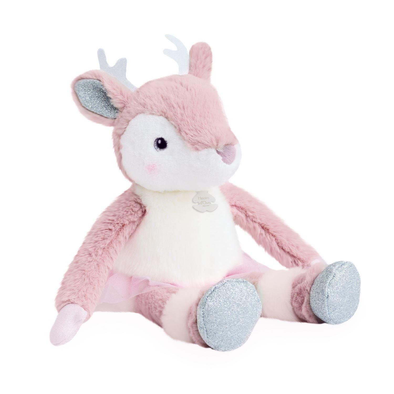 Marionnette à Main Peluche Animal Jouet Enfant Cadeau Histoire Sommeil