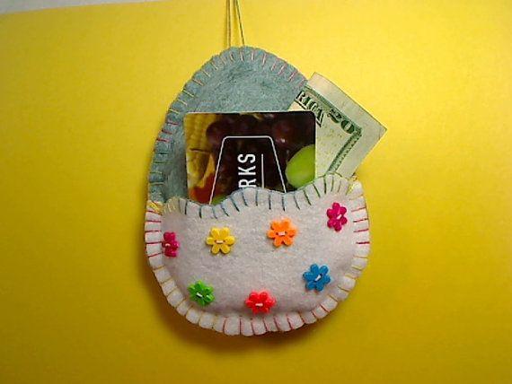 Large easter egg ornament money gift card holder by byemilie11 a large easter egg ornament money gift card holder by byemilie11 negle Gallery