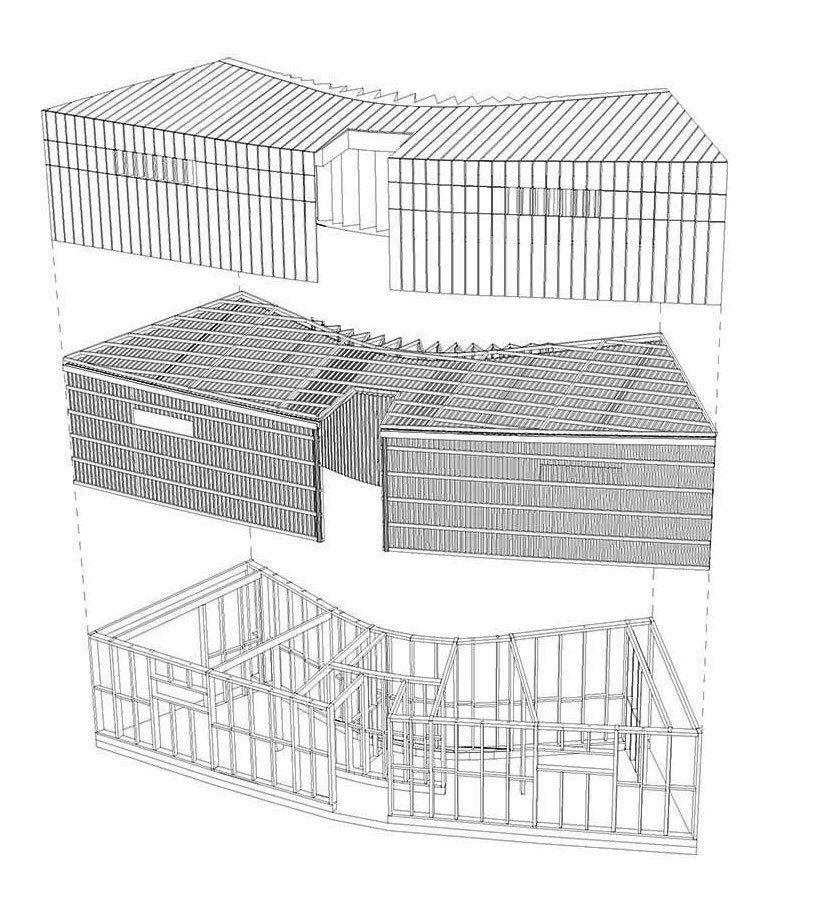 Sena Hospitality Design: Gallery Of 3 Pavilions Along The Seine River / H2o