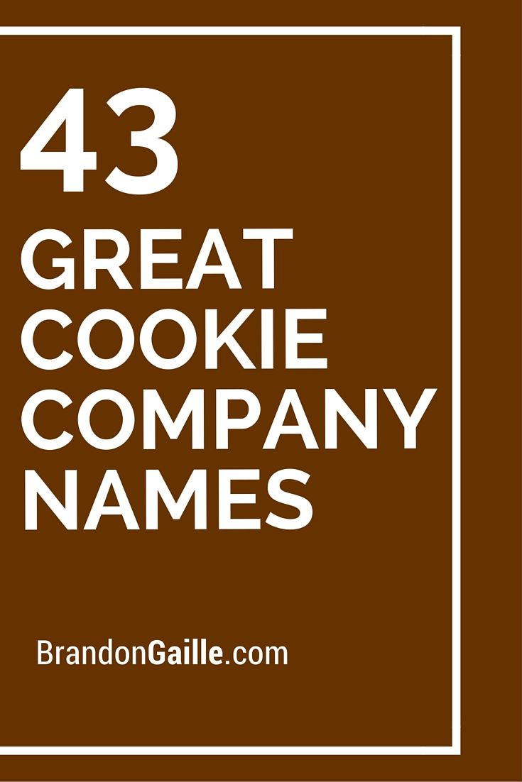 how to choose a catchy business name