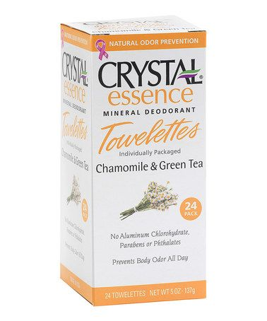 Love this Chamomile Deodorant Towelettes on #zulily! #zulilyfinds