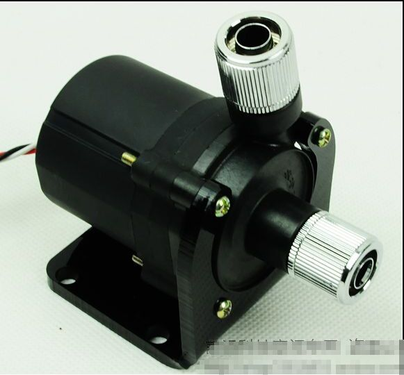 SC600B 3pin DC12V Brushless Pump With Measured Course For PC Liquid Cooling System