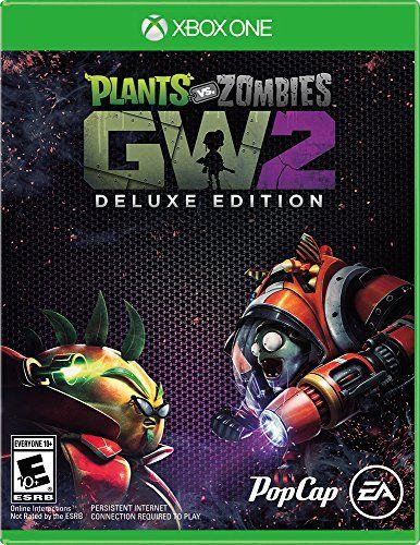 Plants Vs Zombies Garden Warfare 2 Deluxe Edition Xbox One Learn