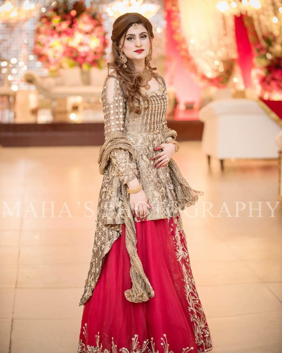 Mehndi Outfit In 2019
