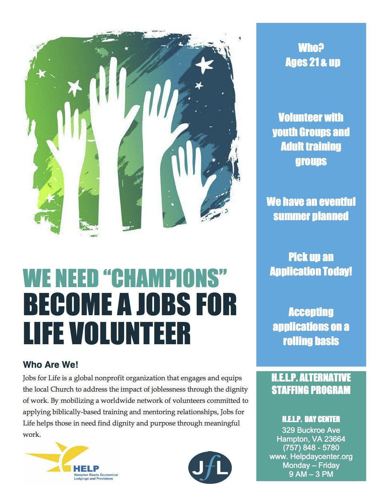 The excellent Volunteer Recruitment Flyer Template Elegant
