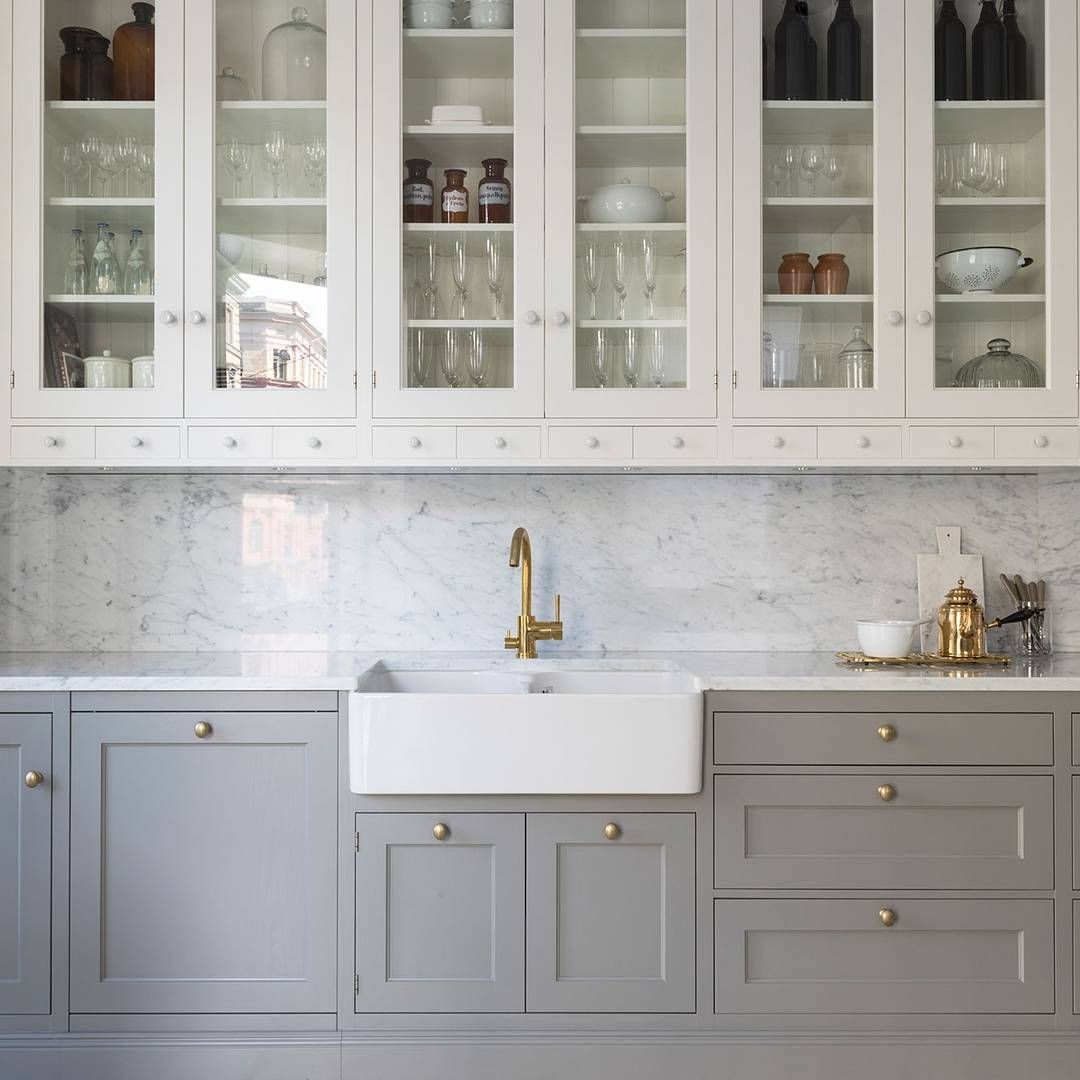 Lovely Mix Of Colors And Details For The Classic Style We Just Love Kvanum Kvanum Kitchendesign Clas Kitchen Remodel Design Kitchen Remodel Kitchen Design