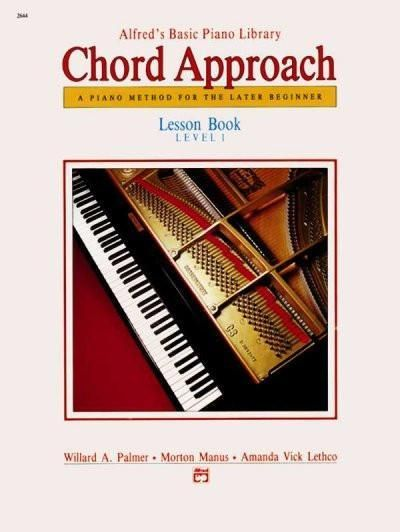 Alfred U0026 39 S Basic Piano Library  Level 1  Chord Approach