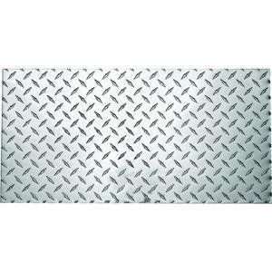 National Mfg N316364 Diamond Plate Aluminum Sheet By National Mfg General Purpose Sheet Is Designed For Commercial Ind Diamond Plate Aluminium Sheet Aluminum