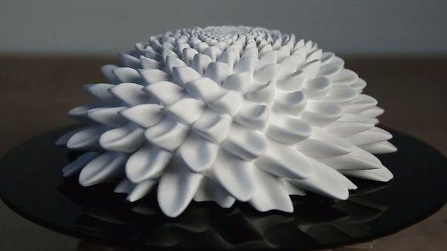 3D Zoetrope Sculptures – Fubiz™