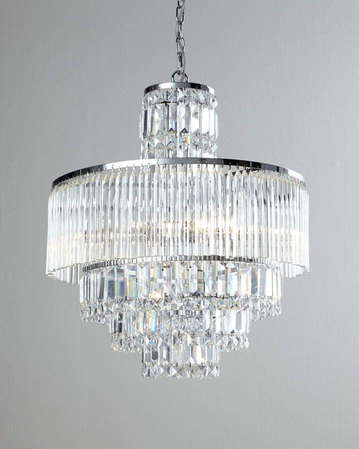 Rossborough 8 Light Crystal Chandelier Rossborough 8 Light Crystal