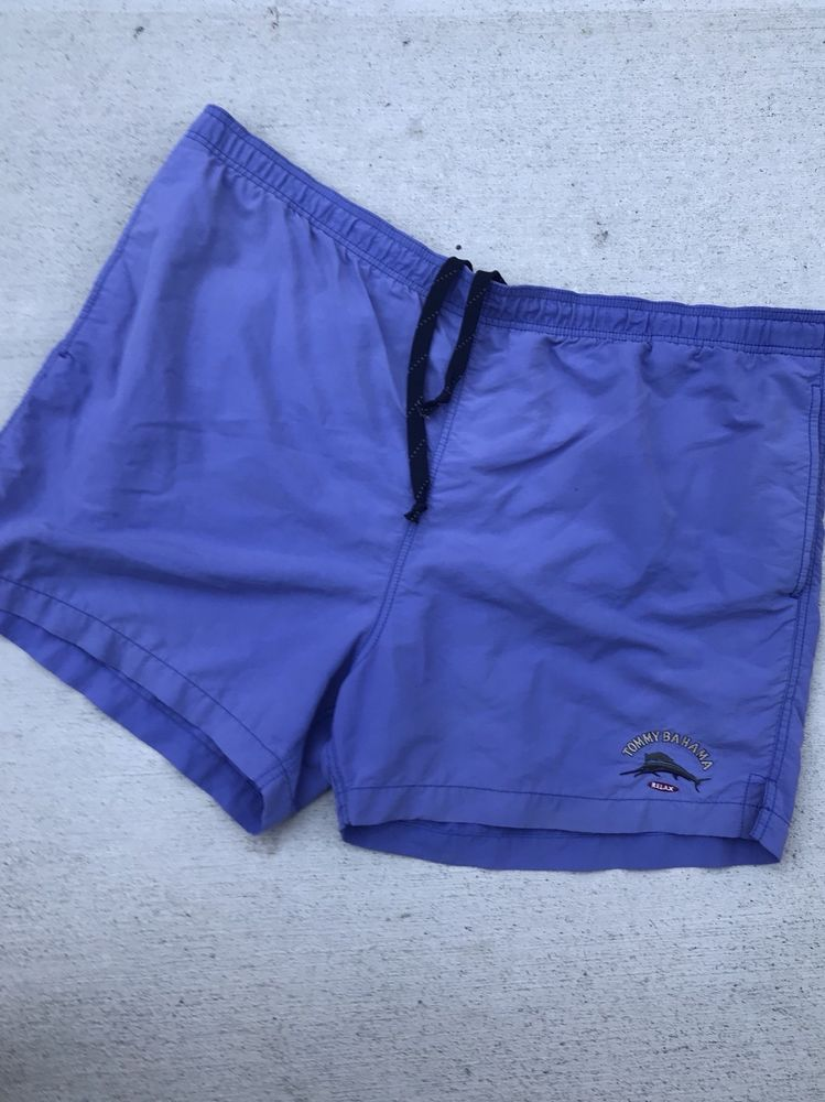 7ae2c57f7d513 VTG TOMMY BAHAMA Mens Swim Trunks sz XL Purple #fashion #clothing #shoes # accessories #mensclothing #swimwear (ebay link)