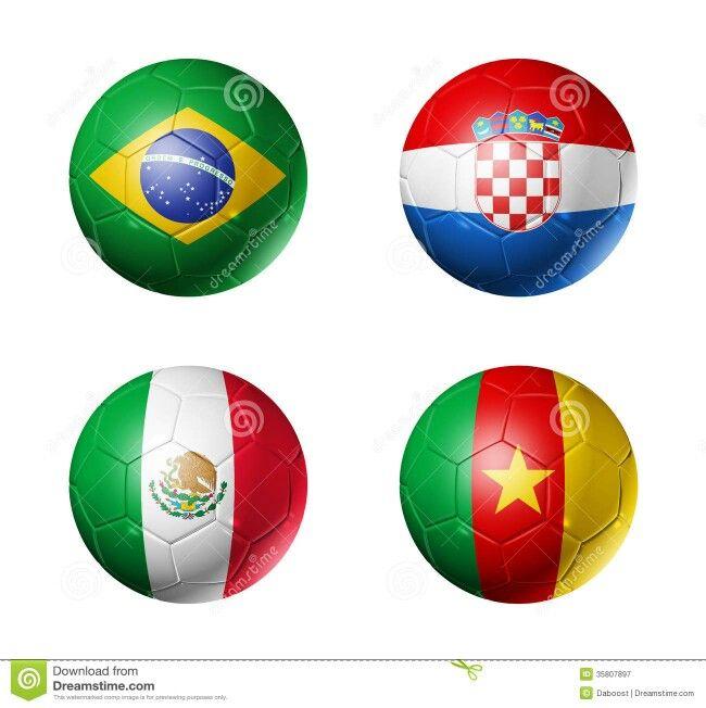 Brasil 2014 gruoa A