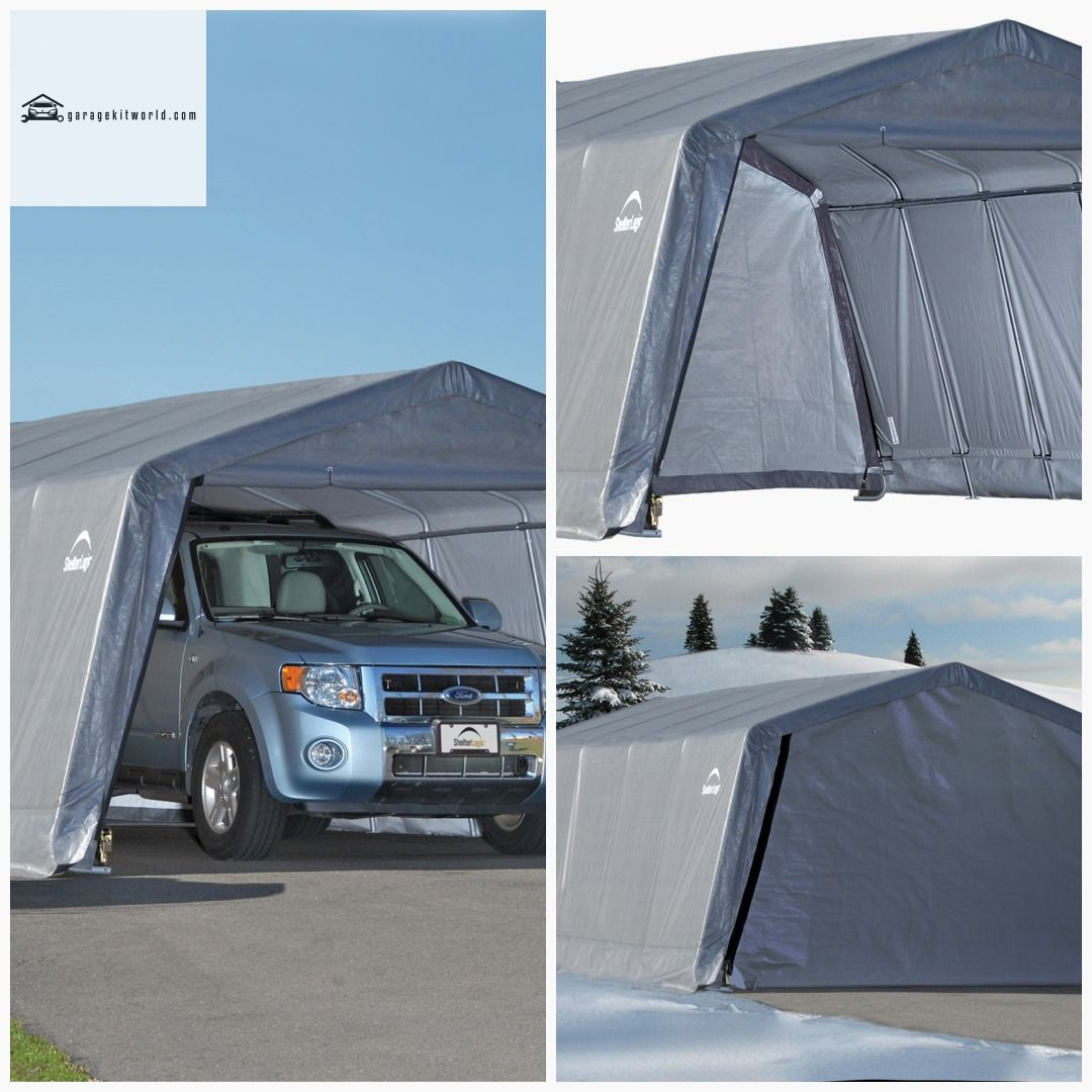 ShelterLogic 12 x 20 ft. GarageinaBox garage