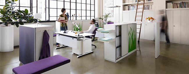 Bueromoebel #Büromöbel #design #office #büro #buero | Objektdesign ...