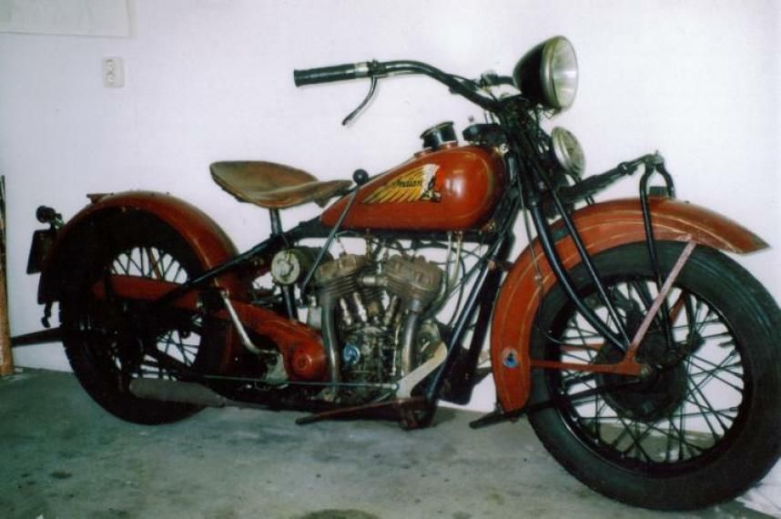 1934 Indian Scout Classic Motorcycle Pictures Vintage Indian Motorcycles Indian Scout Classic Motorcycles
