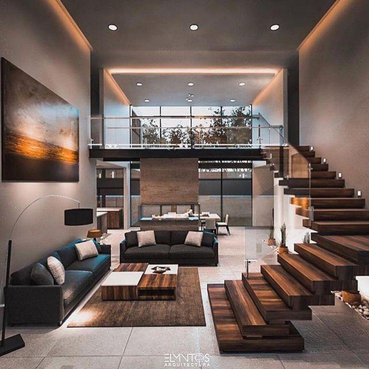 """Luxusimmobilien & Design auf Instagram: """"Gefällt dir dieses Haus? Anerkennung an ... - New Ideas #hausdesign"""