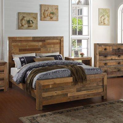 Mistana Abbey Platform Bed Upholstered Platform Bed Furniture
