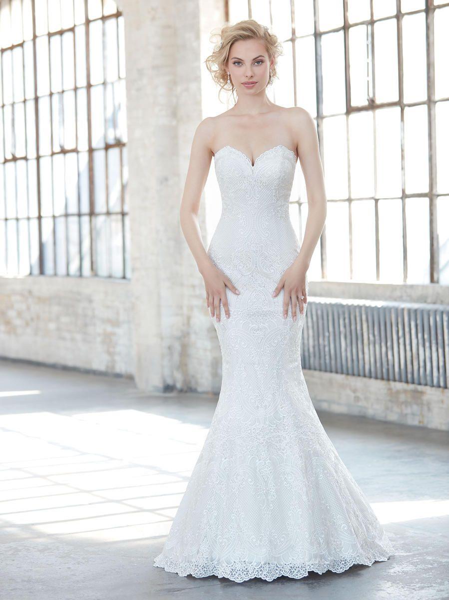 Madison James Bridal Dress MJ312  Terry Costa  Wedding