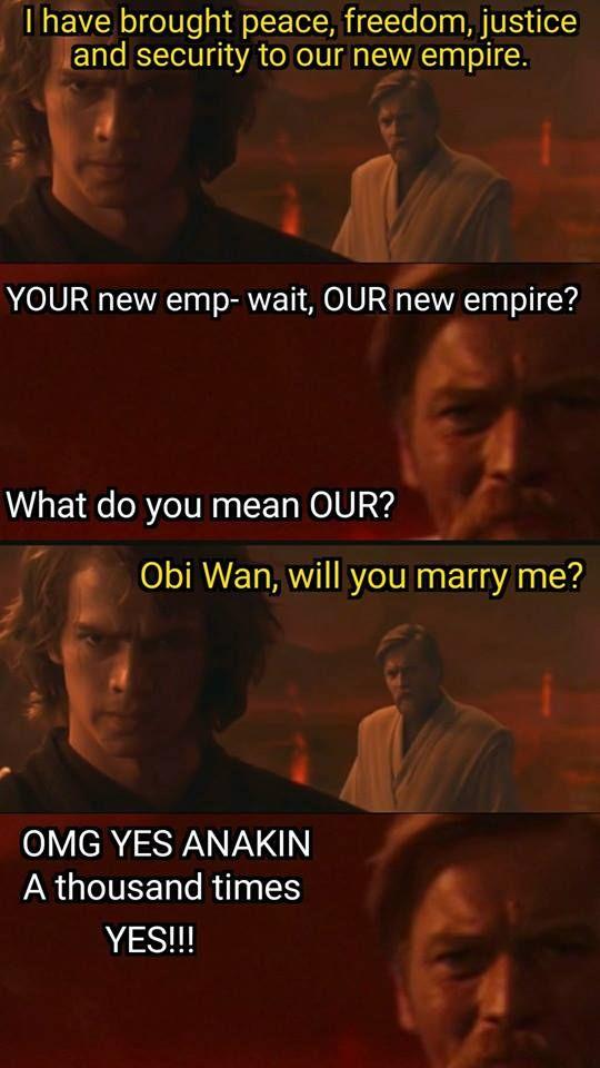 Our New Empire Star Wars Comics Star Wars Memes Star Wars