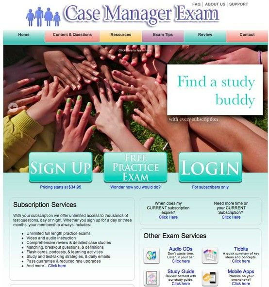 national ccm case management exam preparation online | case manager ...