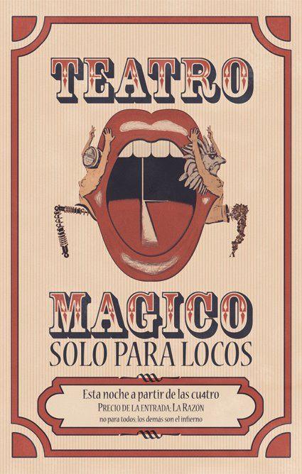 El Lobo Estepario Imagenes De Teatro Frases Teatro Y