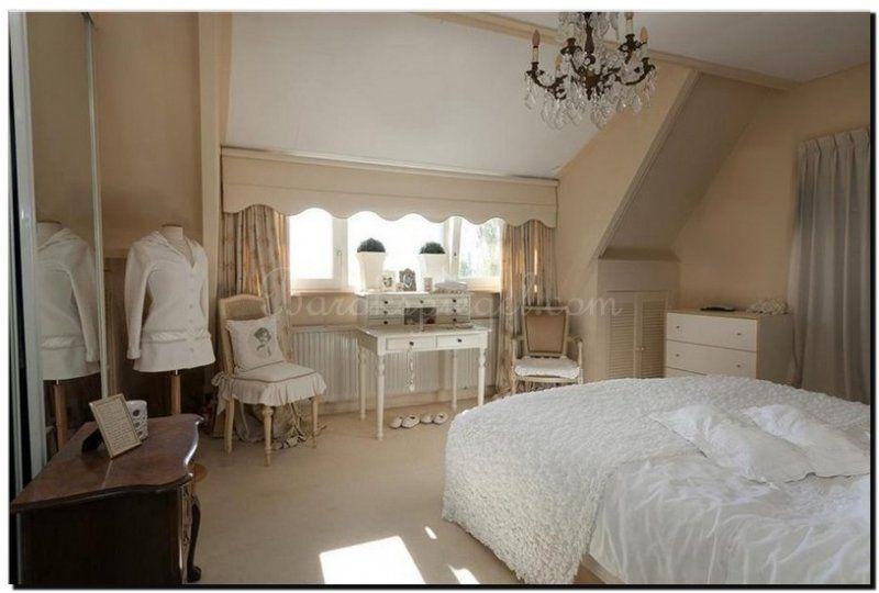 grote-witte-spiegel-in-slaapkamer | Grote spiegels | Pinterest