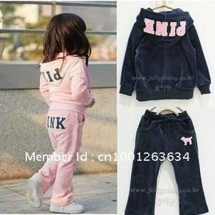 official photos ad2ce 60ff9 PINK inspired girl sweat suits tracksuits sweats by LizettesShop,  15.99