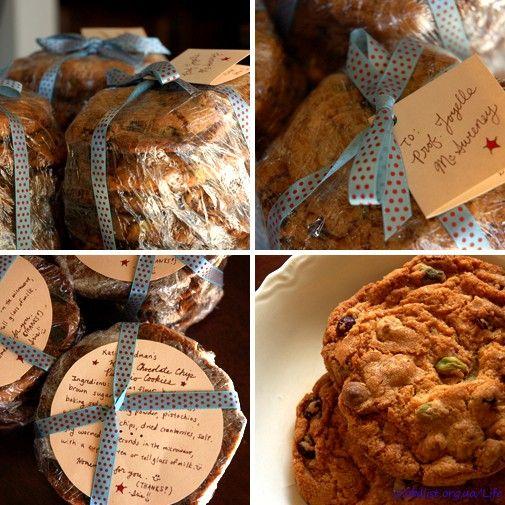 Печенье в упаковке своими руками