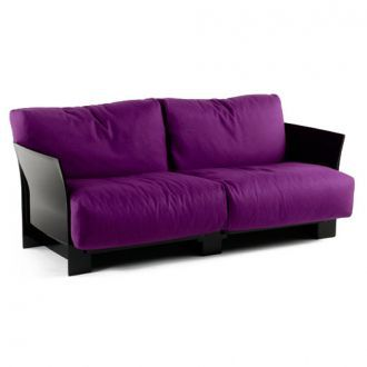 kartell pop contract  black and purple rawr!